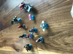 LEGO dimensions characters and vehicles