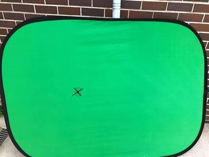Chromakey Green Blue Photo Screen