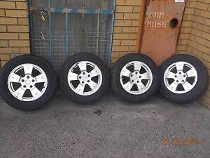 """Holden Commodore VY - VZ Alloy Mags & Commercial Tyres 16 """"C Campbellfield Hume Area Preview"""