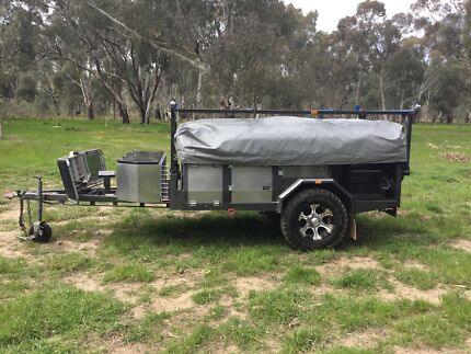 Off Road Camper trailer Bushman Expedition/ Extreme