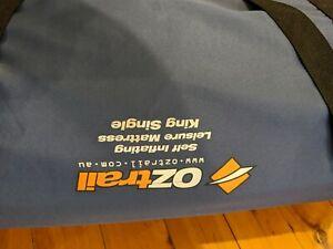 OzTrail self inflating mattress - single king