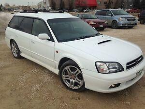 1999 Subaru Legacy GT-B Twin Turbo Manual trans!