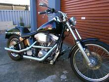 *HARLEY 1999 SOFTAIL ** IMMACULATE ! ** East Fremantle Fremantle Area Preview