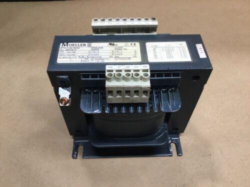 Moeller STN 0.63 S004 289760/6 Control Transformer 400-480V Primary #09A81PR2