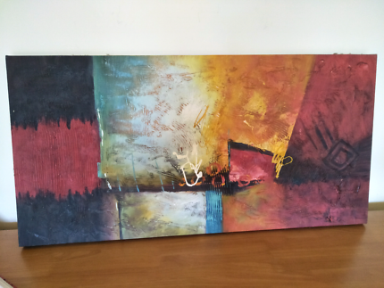 Paintings in Hampton Park