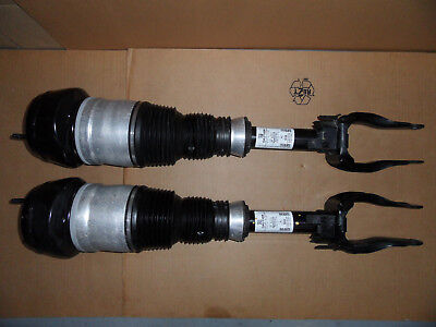 Mercedes GLS X166 ML W166 GLE Stoßdämpfer Luftfederung 1663204766 1663204866