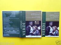 Teatro,giuseppe Verdi,otello,placido Domingo,renée Fleming,james Levine,theatre -  - ebay.it