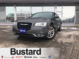 2015 Chrysler 300 Limited | Leather | NAV | Panoramic Roof