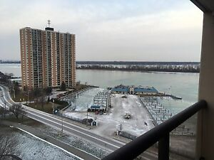 13th floor condo Westchester at the lake
