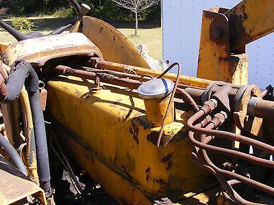 Antique John Deere 440 Diesel Tractor Crawler Fuel Tank  Farmerjohnsparts