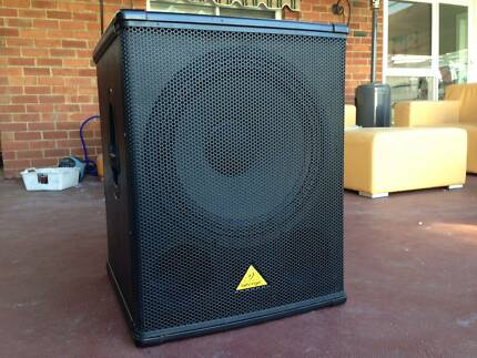 Behringer B1800D-PRO 1400 Watt 18 inch Active PA Subwoofer!!! Werribee Wyndham Area Preview