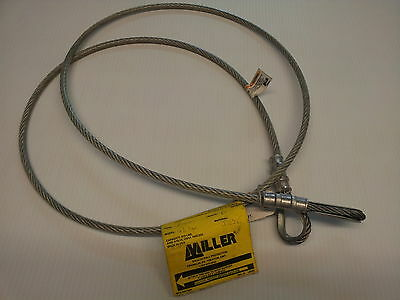 Miller Loop Lanyard 6 Ft. 310 Lb. Steel