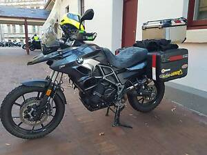 BMW F700 GS – 2016 Model – Ready for World Travels Crows Nest North Sydney Area Preview