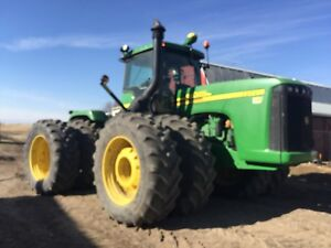 9320 JD Tractor