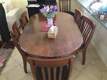 7 peice Dining Table Richmond Hawkesbury Area Preview
