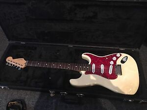 Fender Stratocaster USA 1996 with pickup Texas Special
