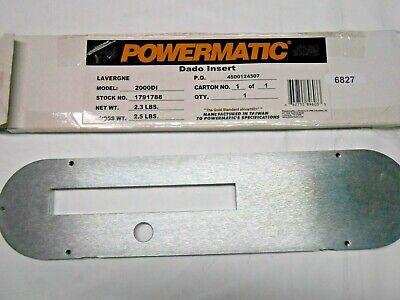 Powermatic 1791788 Dado Insert For Pm2000