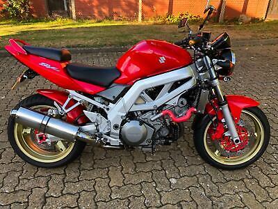 2005 - Suzuki SV1000 996cc Naked Sport/Tourer
