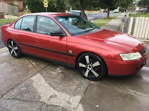 Vy commodore 2003 Campbellfield Hume Area Preview