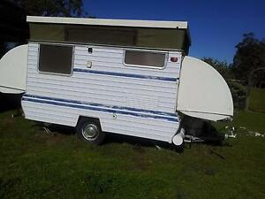 Caravan with pop out sleeping Meadows Mount Barker Area Preview