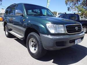 """""""BE QUICK FOR THIS ONE"""" 1999 TOYOTA 100 SERIES GXL LANDCRUISER 8 East Rockingham Rockingham Area Preview"""