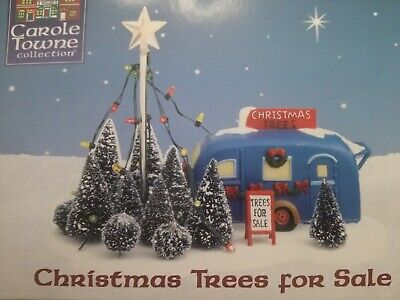 Lemax Carole Towne Collection Christmas Trees For Sale 21328 ()