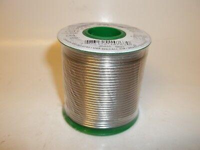 1lb Spool Silver Wire Solder 96.5sn3.5ag Lead Free Rosin Flux Core .062 Fs