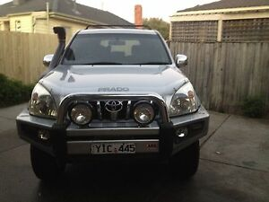 DUFFEL 2003 Toyota LandCruiser LXUXRY LONG REGO LOW K M Glenroy Moreland Area Preview