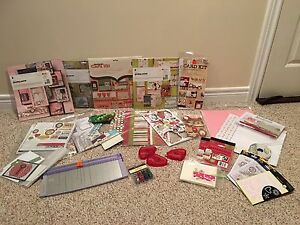 Huge lot of Card making Kits and tools
