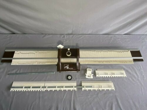 RARE Phildar Big Phil Knitter 9mm Knitting Machine-France-FREE SHIPPING