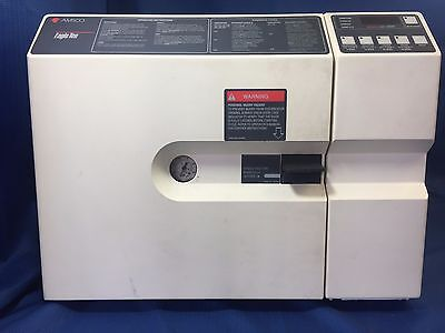 Amsco Eagle Ten Dental Autoclave Fully Refurbished - American Sterilizer Company