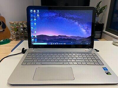 "HP Envy 15 Notebook Touchscreen Laptop 15'6"", i7, 16GB RAM, 1TB storage"