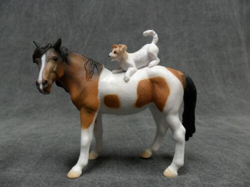 CollectA NEW * Mare and Terrier * 88891 Breyer Corral Pals Model Horse