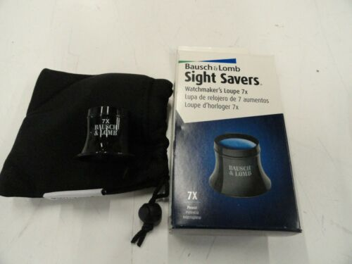 Bausch & Lomb Sight Savers Watchmaker