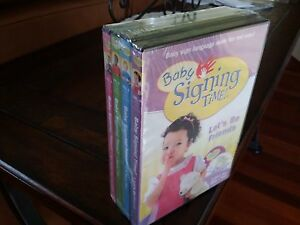 Baby Signing Time Dvds Amp Blu Ray Discs Ebay