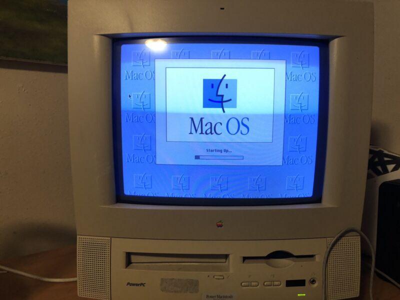 Apple Power Macintosh 5260/100