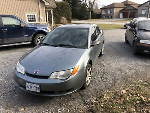 2007 Saturn Ion certified