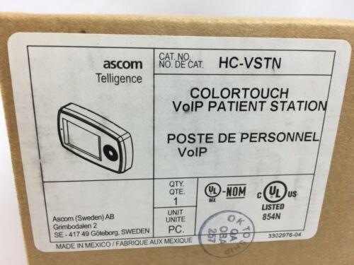 HC-VSTN Ascom Nurse Call Telligence Colortouch VoIP Patient Station GE Dukane