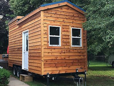 8 x 20 TINY HOME READY FOR YOU TO CUSTOMIZE