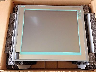 Siemens Simatic Ipc477c 6av7424-0aa00-0gt0 19 Touch Screen Hmi Wincc Installed