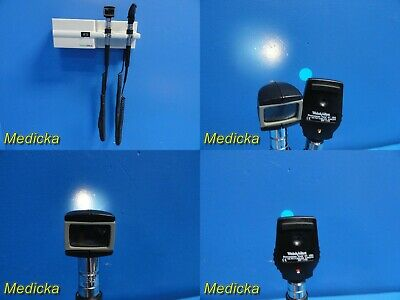 Welch Allyn 767 Wall Transformer W 11720 Opthalmo 20000a Otoscope Heads19656