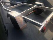 Lightweight aluminium trailer Hamilton Newcastle Area Preview