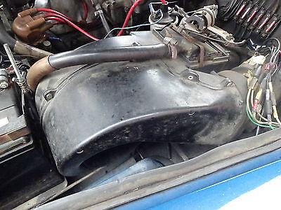 Citroen DS23 Heater Box       DS23 Heater Fan       DS23 Hot Air Blower