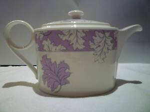 """Wedgwood teapot - """"In time for Wedgwood"""" collection North Strathfield Canada Bay Area Preview"""