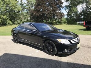 MERCEDES BENZ CL550 - 2008 - with AM package, fully loaded