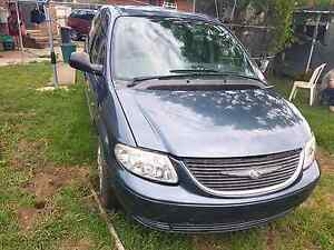 Chrysler grand voyager 04 Green Valley Liverpool Area Preview