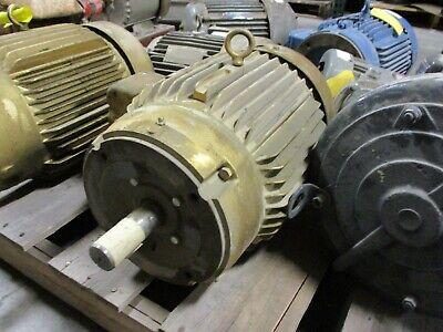 Baldor General Purpose Ac Motor Vem3770t 7.5hp 1800rpm 230460v 19.6a 3ph 60hz