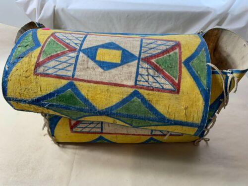 PARFLECHE SIOUX INDIAN BOX