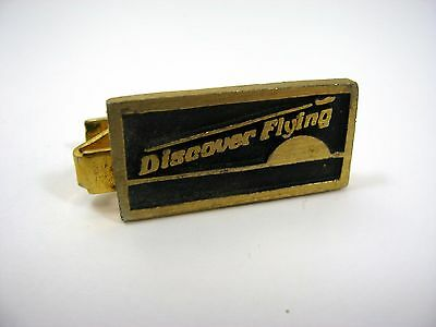 Bar Fly Costume (Vintage Tie Bar Clip: Discover Flying)