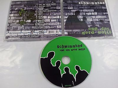 Schwimmbad - One Day More Walls CD